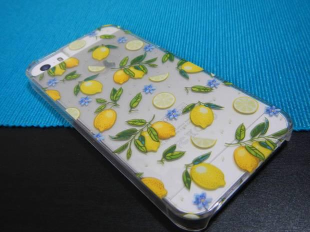 sottilelemon 620x465 Sottile, una linea di Cover per iPhone 5s / 5 dal design minimalista