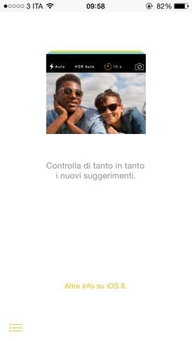 """suggerimentiapple101 620x1100 """"Suggerimenti"""", la nuova App integrata in iOS 8"""