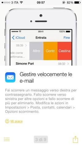 """suggerimentiapple4 620x1100 """"Suggerimenti"""", la nuova App integrata in iOS 8"""