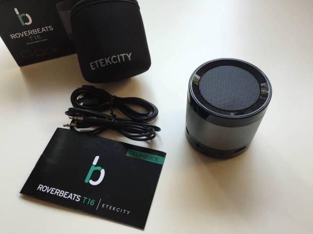 RoverBeatsT163 620x465 Etekcity: RoverBeatsT16 Altoparlante Bluetooth / Wireless speaker portatile