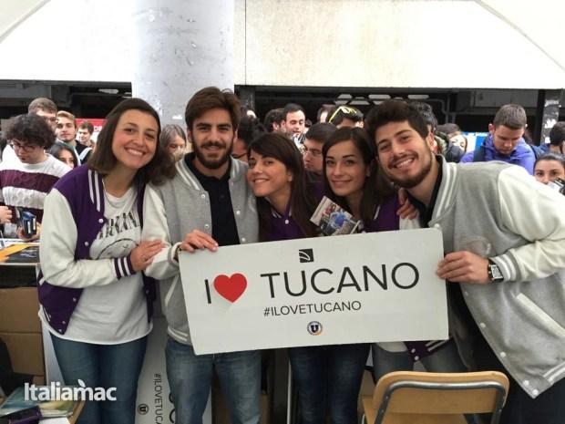University Box Tucano politecnico bari 21 620x465 Tucano presenta la nuova collezione, Livello Up, zaino per MacBook Pro 15 e Ultrabook 15