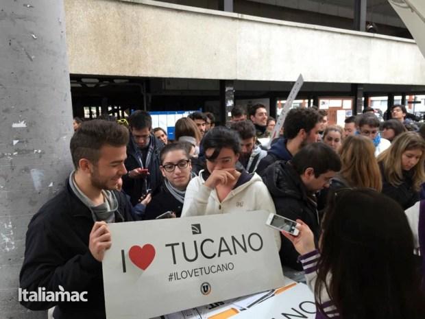 University Box Tucano politecnico bari 28 620x465 Foto: Italiamac partecipa al Tour University Box di Tucano
