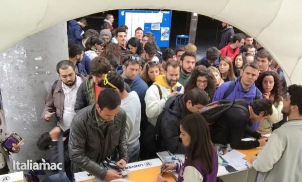 University Box Tucano politecnico bari 31 620x373 Foto: Italiamac partecipa al Tour University Box di Tucano
