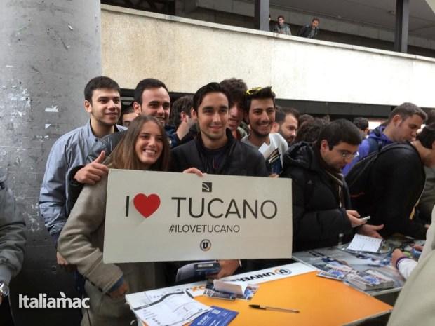 University Box Tucano politecnico bari 39 620x465 Foto: Italiamac partecipa al Tour University Box di Tucano