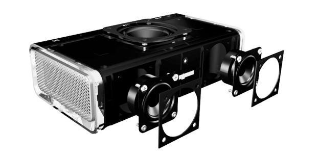soundblaster 620x308 Creative Sound Blaster Roar: Speaker portatile wireless Bluetooth compatto, con NFC