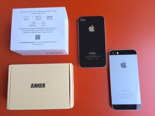 Anker 3 620x465 Anker Astro di 2da Generazione 6400 mAh Batteria Esterna con Tecnologia PowerIQ e Uscita di 2A