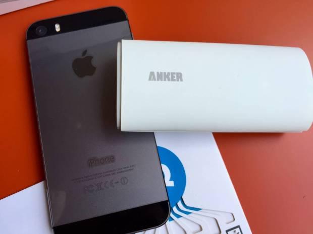 Anker 620x465 Anker Astro di 2da Generazione 6400 mAh Batteria Esterna con Tecnologia PowerIQ e Uscita di 2A