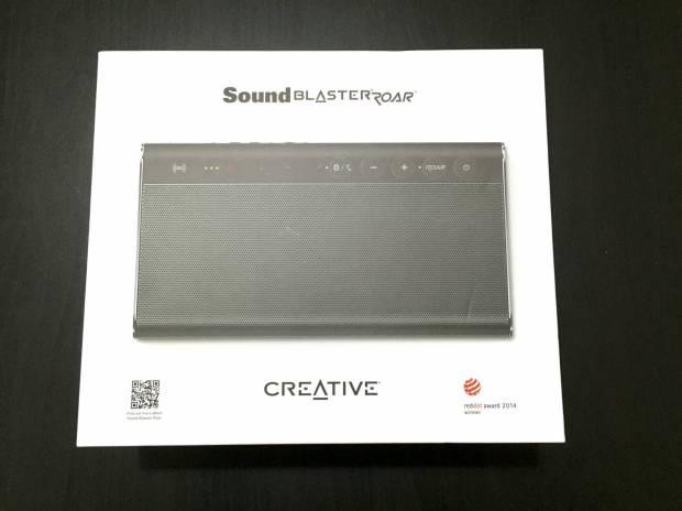 creative4 620x464 Creative Sound Blaster Roar: Speaker portatile wireless Bluetooth compatto, con NFC