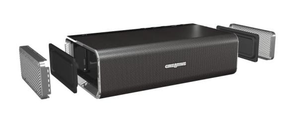creativeroad1 620x264 Creative Sound Blaster Roar: Speaker portatile wireless Bluetooth compatto, con NFC