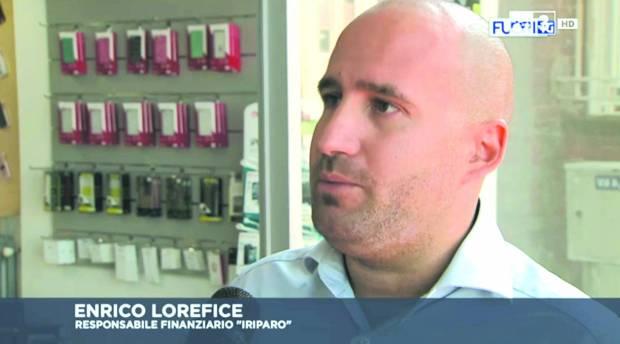 iRiparo Rai 3 Lorefice 620x344 iRiparo: nuovo sito, servizio su Rai 3 e nuove coperture a Roma