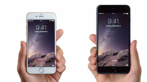 """iphone6spot 620x348 Nuovi spot per gli iPhone 6: """"Reservations"""" e """"Gamers"""""""