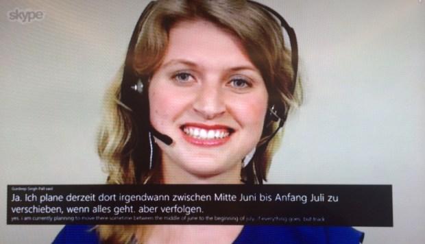 Skype Translator 620x356 Skype, primo test del traduttore simultaneo.