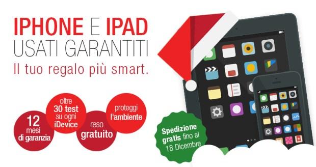 promo idevice usati garantiti 620x328 State pensando di regalare un iPhone per Natale? Un'ottima soluzione sono gli iDevice Usati Garantiti di BuyDifferent