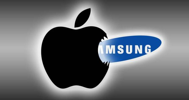 samsung vs apple 620x330 Apple e Samsung, appelli residuali