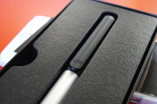 AluPen5 620x413 Just Mobile AluPen Digital: la stilo ultra fine per iPhone e iPad