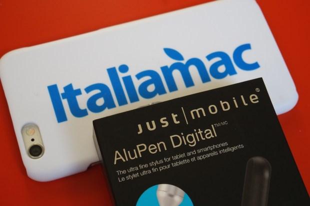 AluPen8 620x413 Just Mobile AluPen Digital: la stilo ultra fine per iPhone e iPad