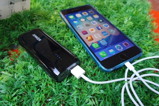 AnkerAstro11 620x413 Anker Astro E1 Batteria Esterna Tascabile da 5200 mAh con Tecnologia PowerIQ per iDevice