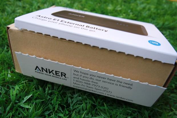 AnkerAstro2 620x413 Anker Astro E1 Batteria Esterna Tascabile da 5200 mAh con Tecnologia PowerIQ per iDevice