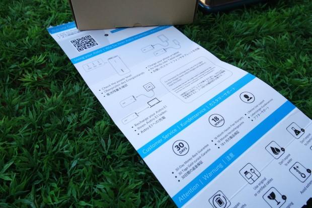 AnkerAstro3 620x413 Anker Astro E1 Batteria Esterna Tascabile da 5200 mAh con Tecnologia PowerIQ per iDevice