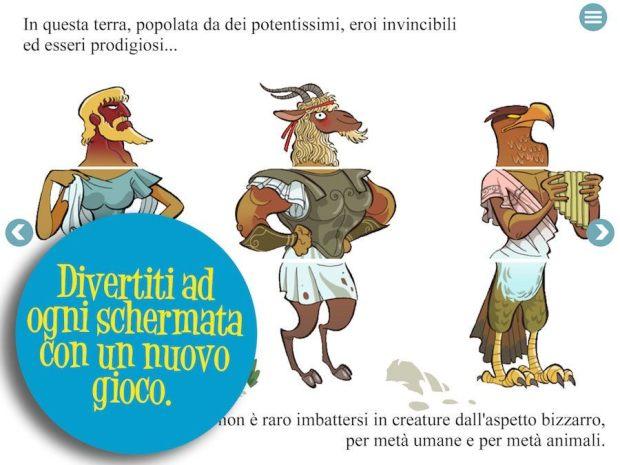 Basileo app ios educativa 3 620x465 App Basileo: i Miti Greci visti con gli occhi di un bambino