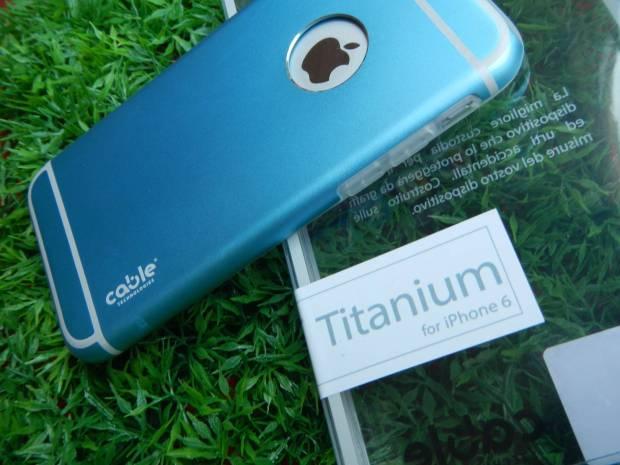 DSCN1529 620x465 Cable Technologies: Titanium, una Cover per iPhone 6 dal Design inalterato