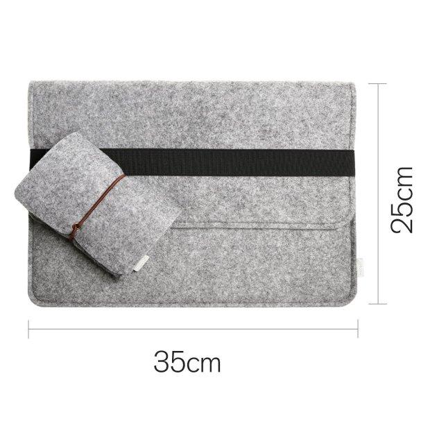 Dimensioni 620x620 Custodia per MacBook Pro 13 Inateck, provata per voi