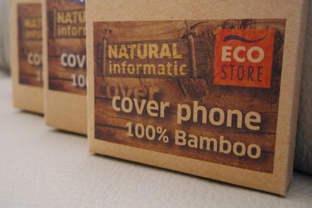 Eco Store1 620x413 Eco Store: una collezione di cover per iPhone in 100% Bamboo