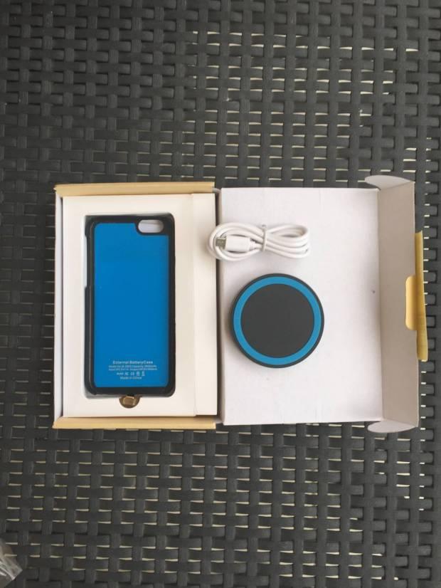 Foto 24 01 15 15 56 29 620x826 Cover case con batteria integrata e ricarica wireless per iPhone 6