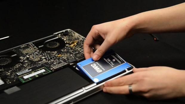 SSD OWC 620x348 BuyDifferent: al via i Saldi. Fino a  60% su espansioni, iPad e iPhone usati e videocorsi