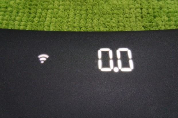 iHealthbilancia6 620x413 iHealth Wireless Body Analysis Scale, bilancia smart per tutti