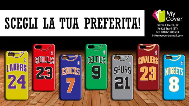 mycover 620x347 My Cover, un look da NBA per il nostro iPhone