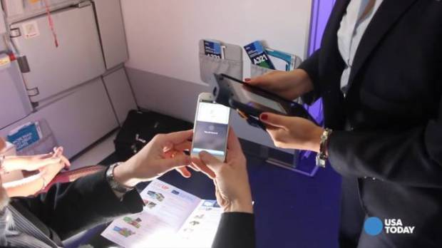 Apple PAy nfc 620x348 JetBlue diventa la prima compagnia aerea ad accettare i pagamenti mobile attraverso Apple Pay