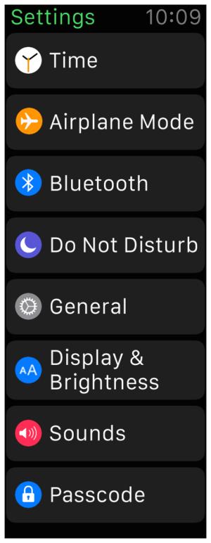 Applewatch2 L'icona dell'App Apple Watch per iPhone   Immagini