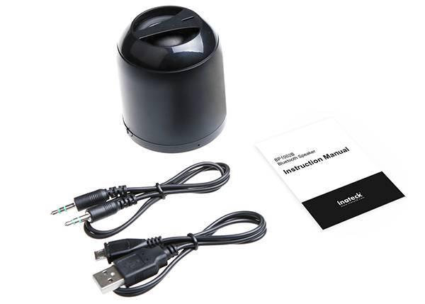 BP1002B contenuto confezione Inateck: BP1002B, Speaker Bluetooth portatile