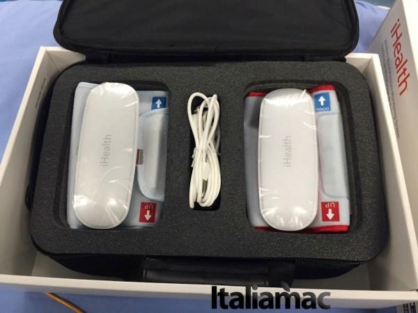 cardiolab ihealth8 DoctorShop, CardioLab iHealth un sistema di monitoraggio cardiovascolare wireless