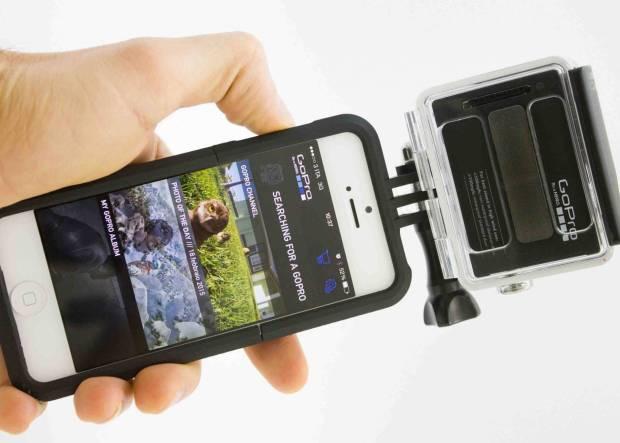 polarpro supporto gopro iphone Il supporto per iPhone e la torcia impermeabile: nuovi accessori per GoPro su Gocamera