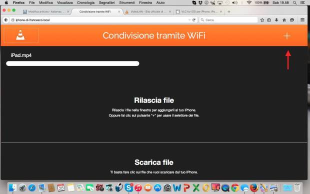 vlc mac 620x388 Il player video VLC per iOS è di nuovo disponibile nellApp Store