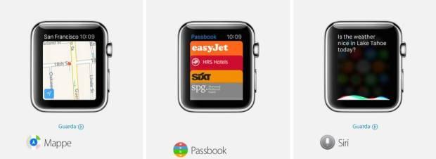 app apple watch2 Tutte le App native dellApple Watch