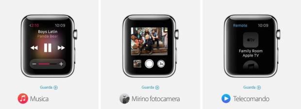 app apple watch3 Tutte le App native dellApple Watch