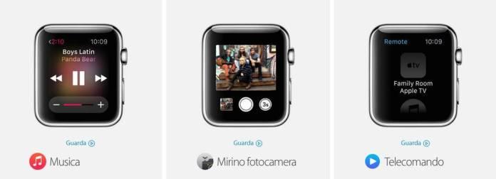App Apple Watch3