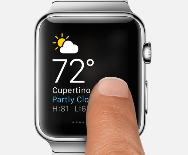 apple watch force touch sensors Innovazione in ogni interazione con lApple Watch