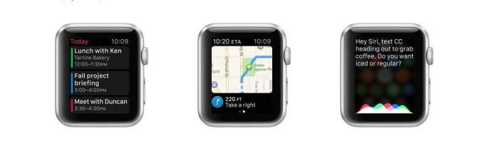 apple watch31 Innovazione in ogni interazione con lApple Watch