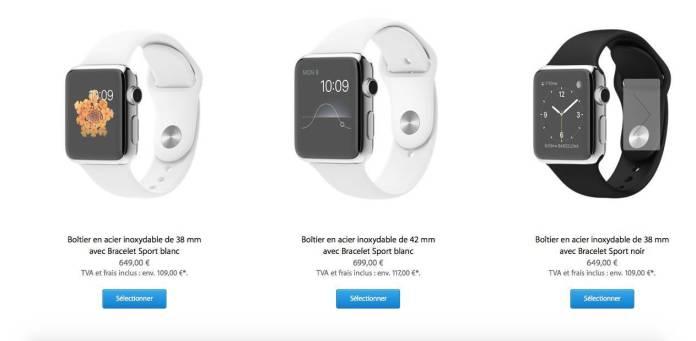 applewatchconfigurazioni5 Apple Watch in tutte le sue configurazioni