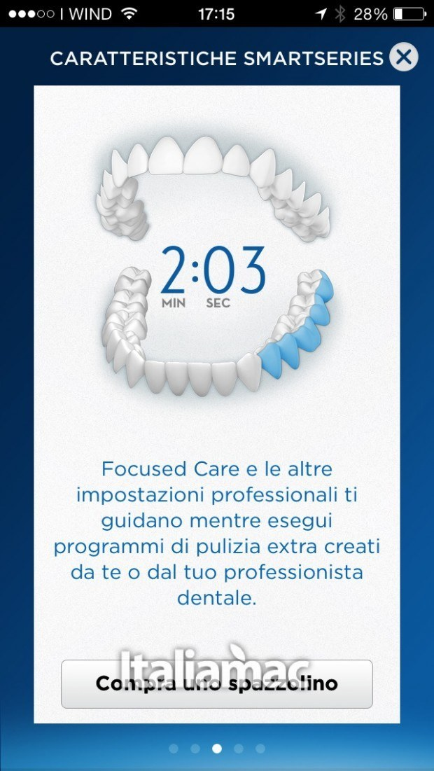 arcate dentarie oral b smartseries 7000 620x1101 Oral B commercializza Oral B SmartSeries 7000. Ecco la mia prova