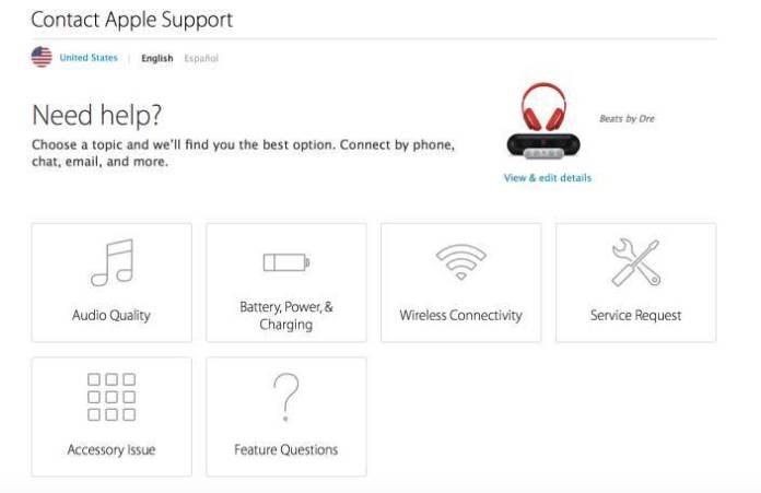 beats apple care Apple Care fornirà supporto ai clienti Beats Music