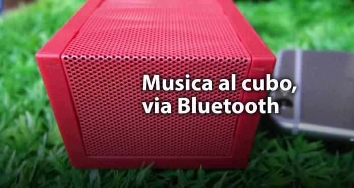 bluediamond speaker bluetooth Bluejam Bluewave, provato lo speaker bluetooth che supporta Siri