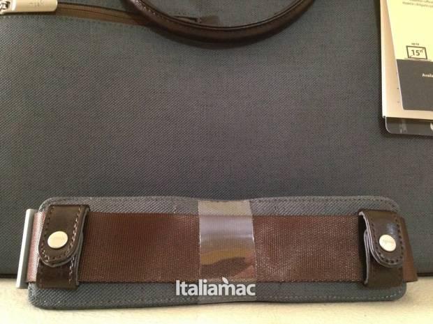cinghia urbana 620x465 Urbana di Moshi, la borsa per Macbook e iPad  dedicata alle donne.