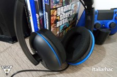 %name Turtle Beach, Ear Force P12 Headset per il gaming stereo amplificato per Play Station 4