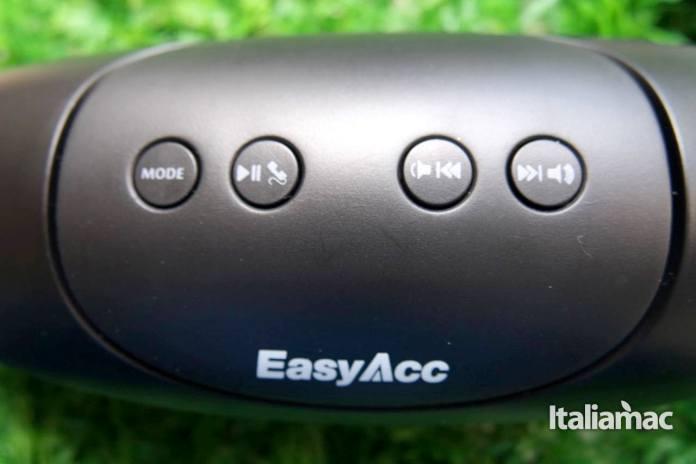 easy acc olive5 EasyAcc Olive, provato per voi lo speaker Bluetooth anche da USB