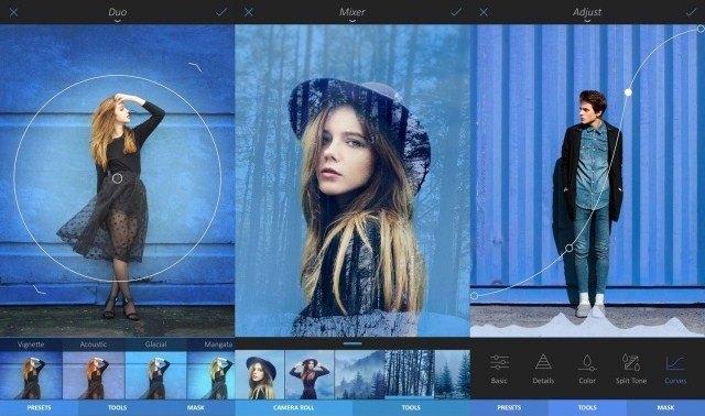 enlight photo editing app 640x0 Enlight, una completa app di editing fotografico per iPhone